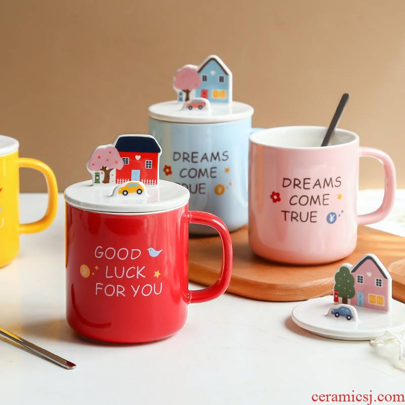 Cover girl stents individuality creative ceramic coffee cup keller office express it with to the as fashion lovers