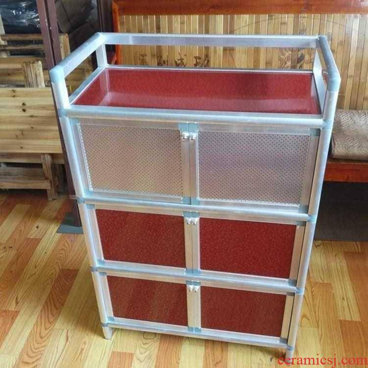 Ambry store content ark cupboard breathable kitchen receive eat edge ark, put ark of leftovers home new simple little cupboard of tea