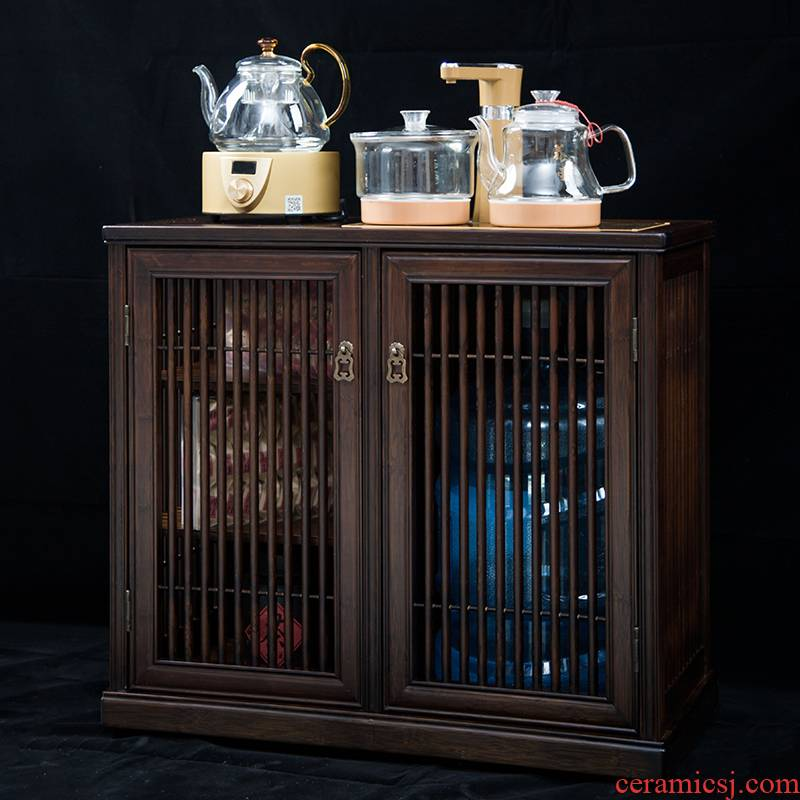 Hong bo gourmet double feel tank tea tea set contracted household kung fu tea tea accessories tea set tea