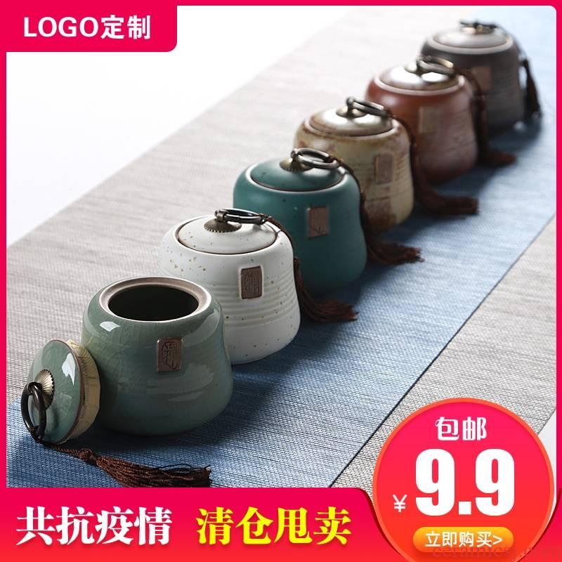 Caddy fixings box wake storage tanks portable household ceramic tea pot size tea urn manual high tea boxes