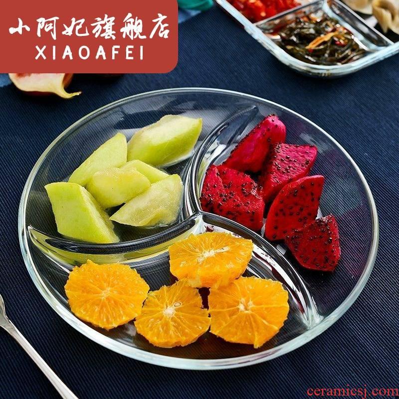 Green ginger garlic means dish dish condiment dish, fruit snacks dumpling dish plate household utensils glass vinegar sauce dish