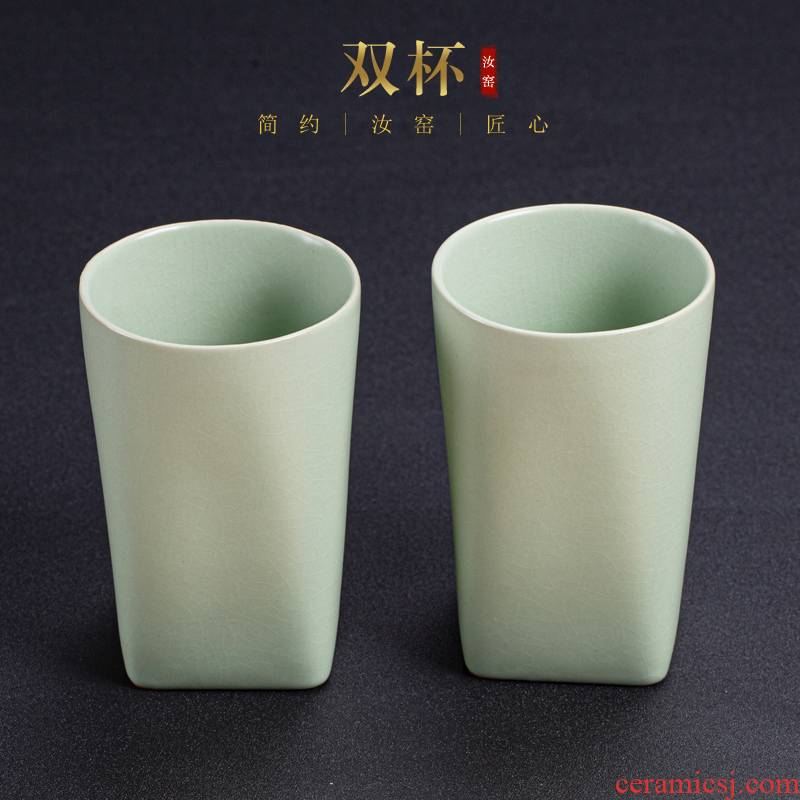 Your up warm hand a cup of water glass master cup large individual cups sliced open Your porcelain sample tea cup tea tea cup