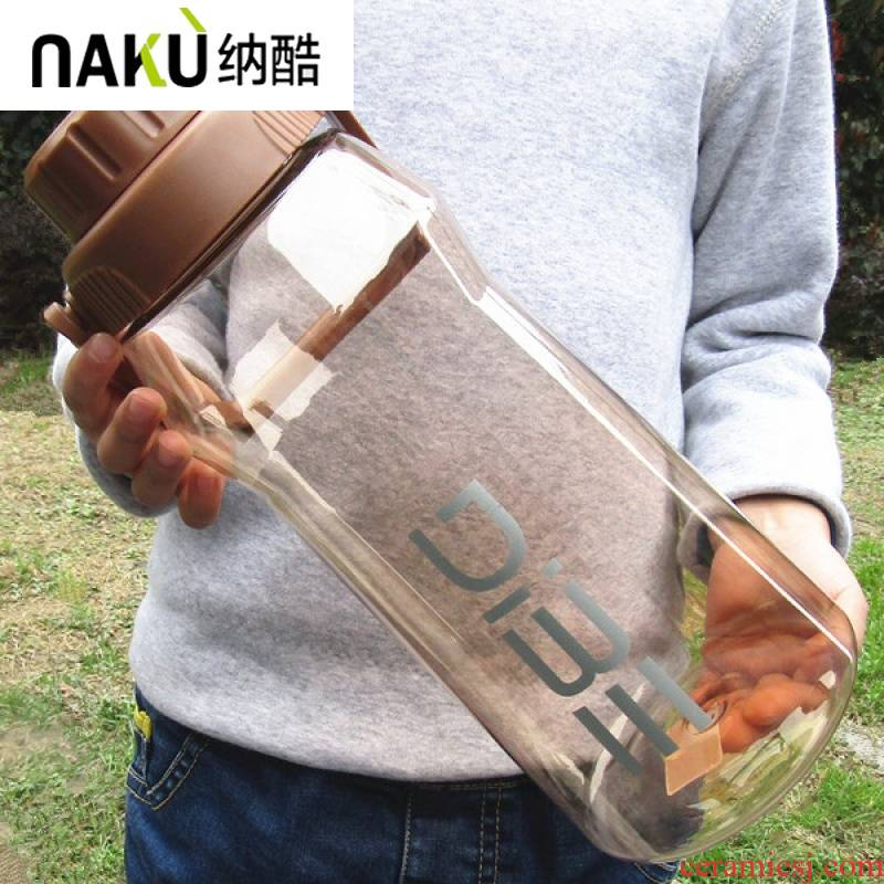 Cool 2000 ml glass web celebrity super extra large plastic cup of the big cup 3000 ml site with water bottles