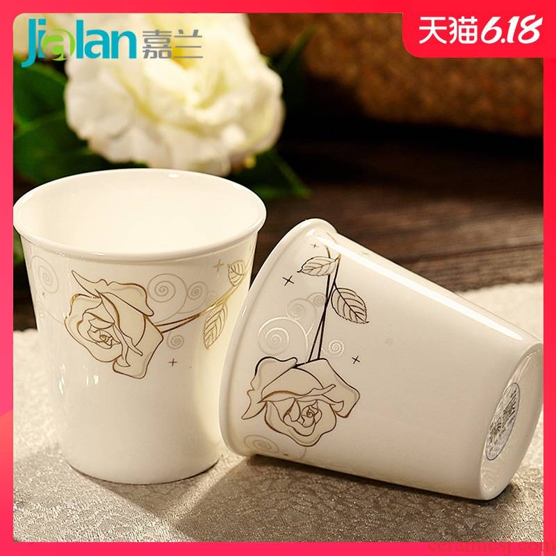 Garland ipads China environmental protection, water health ultimately responds cup keller household contracted cup with a cup of move