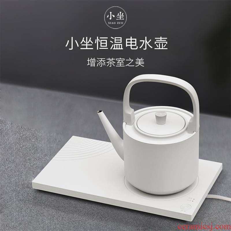 Electric kettle.mute automatic thermal insulation kettle stainless steel pot, kettle boiling kettle pot teapot