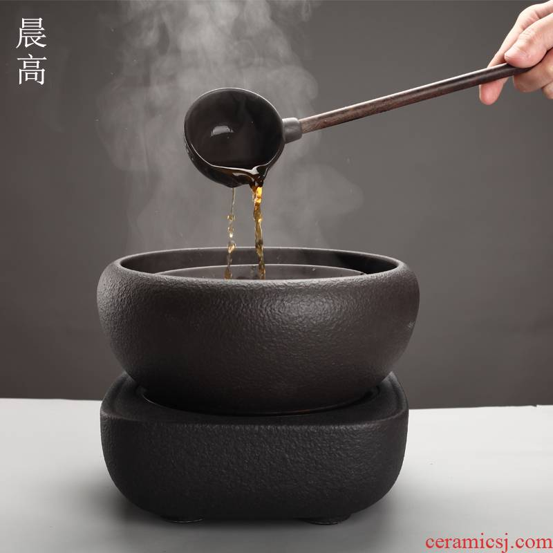 Morning high quality TaoTang black tea boiled tea ware ceramic company - thermal TaoLu boiling tea stove tea suit warm the teapot tea