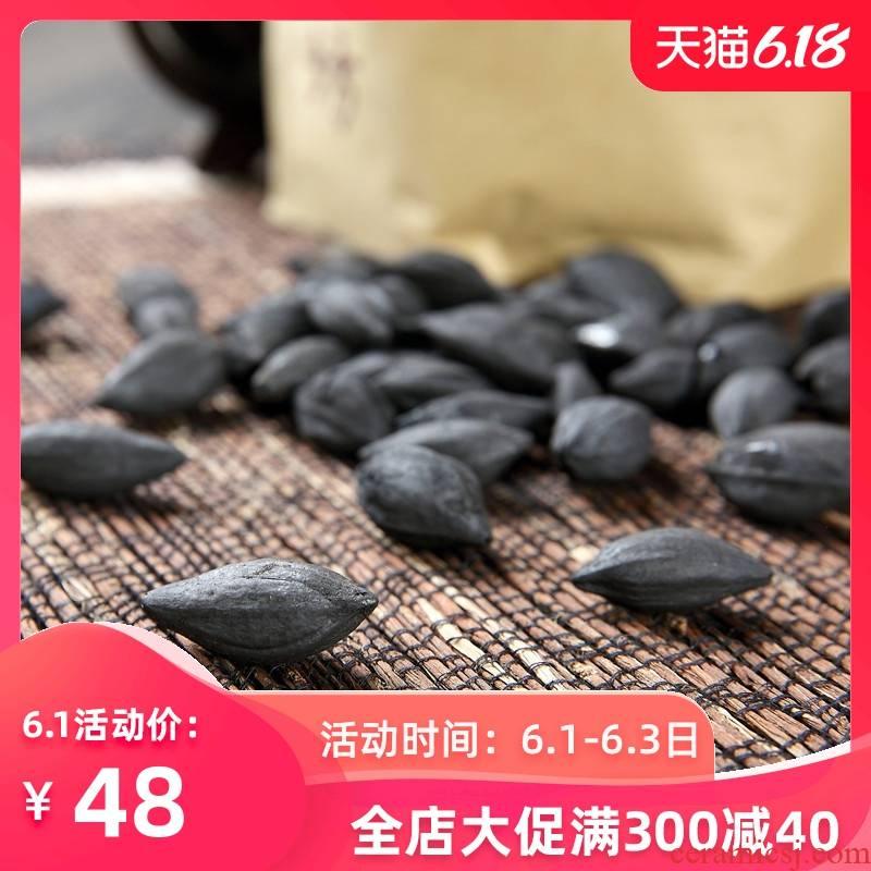 Chaozhou kunfu tea tea tea stove charcoal stove furnace household indoor wind boiled tea green olive smoke - free carbon carbon black olive