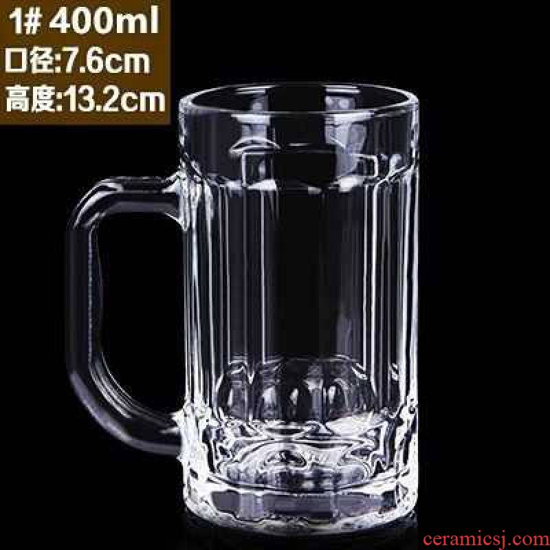 More packages mailed home take tea cup large beer special tea house cup glass tea cup