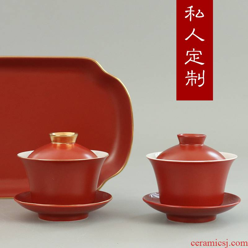 I swam tea sets ceramics pegged to cup three before tureen personal customized wedding or wedding gift cups
