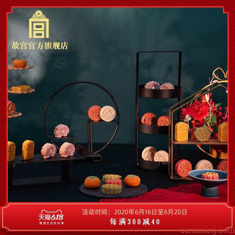 Open to booking a forbidden and xi bread traditional pastry snacks tea gift Palace Museum official flagship store