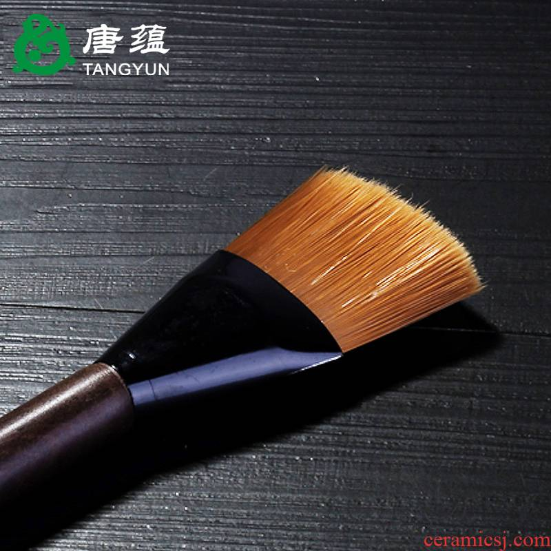 Brush to remove shai YangHuBi suit tea tea set Brush Brush sweep out shai kung fu tea tea accessories