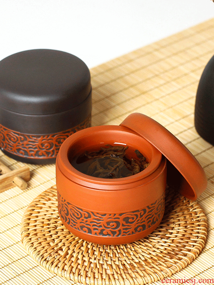 T violet arenaceous single carry portable ceramic cups to crack one cup of household travel kung fu tea set