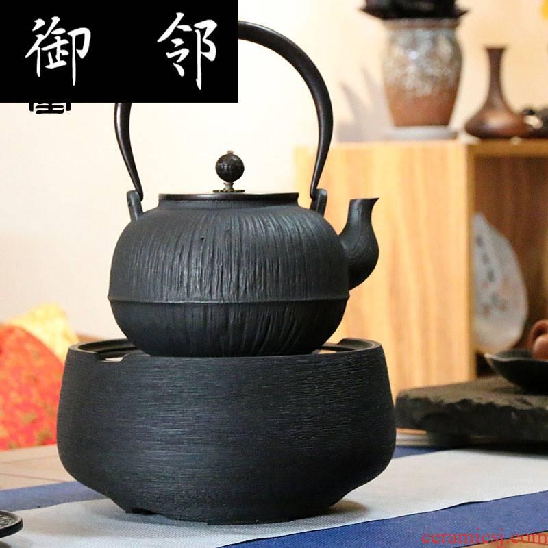 Ling Ming imperial virtual bell old rock electricity TaoLu little teapot mini tea stove iron tea pot, induction cooker