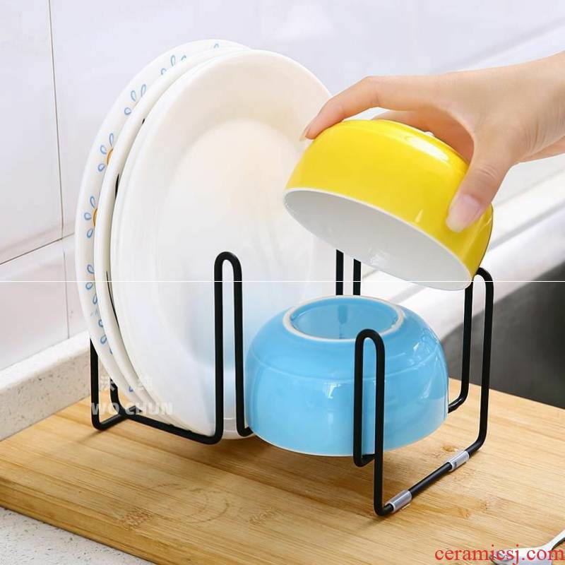 Drain dishes tapping small punch free home kitchen cabinets put a bowl of frame drop drop tableware chopsticks frame