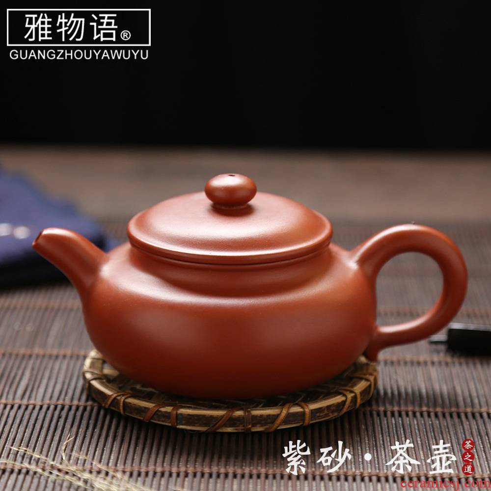 Jas monogatari tea pot are it small household are it the teapot dahongpao tea large tea set