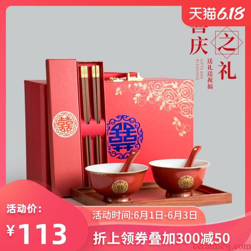 I swim I ceramic xi always like chopsticks suit box gifts snacks to set chopsticks girlfriends brother