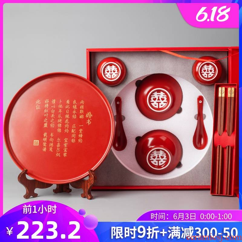 I swam to cup the picking I use chopsticks cca shut had gift set girlfriends sister wedding gift