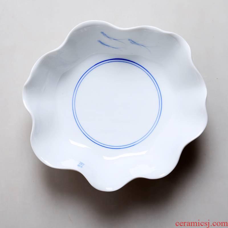 Hong bo acura ceramic tea set tea to wash hand include kung fu tea tea to wash