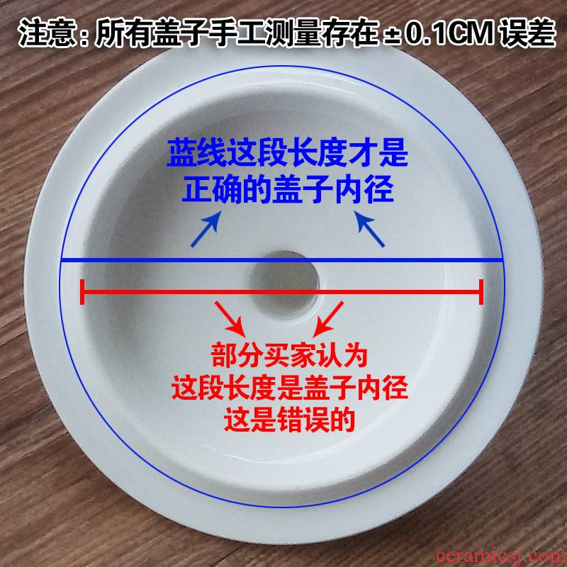 Ceramic cup lid keller lid gm office meeting room glass cup lid circular lid