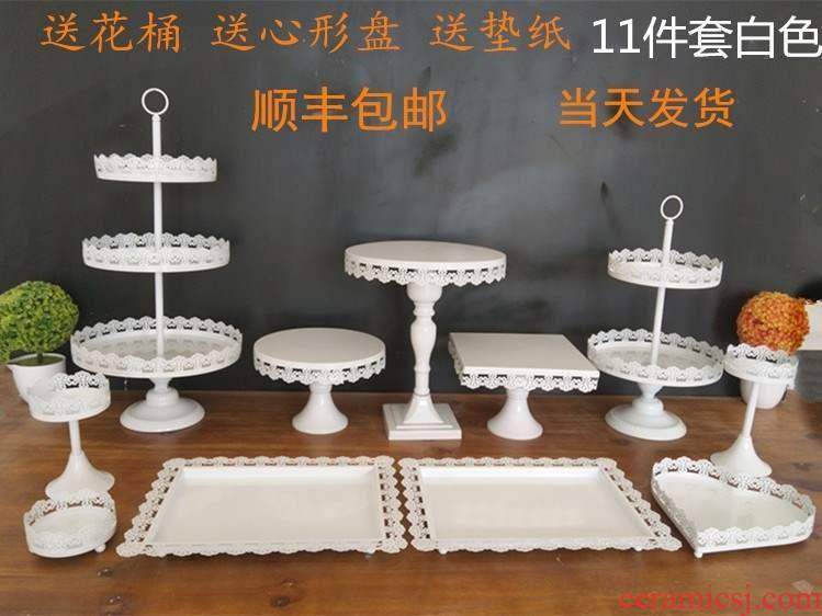 British birthday cake for dessert frame household buffet set tray table snacks cage fruit bowl tea sweet