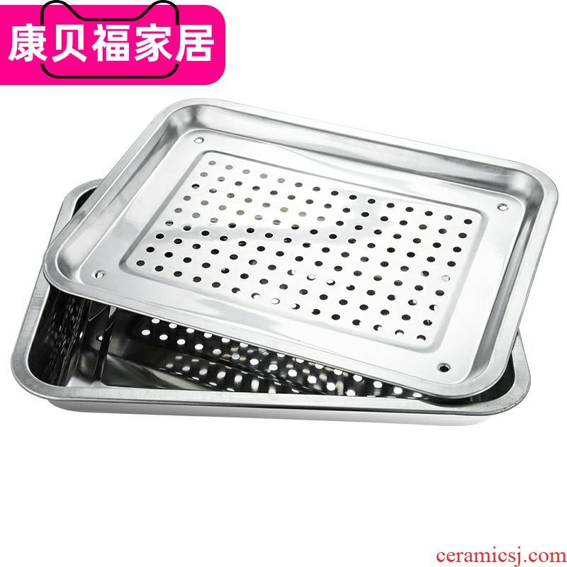 Crossover vehicle wash dish filter water drainage waterlogging under caused by excessive rainfall tea tea tray was leaking plate of rectangular stainless steel band drain cap tray was tapping iron plate
