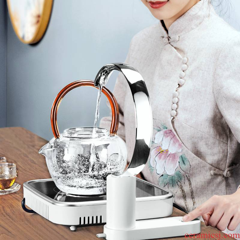 It still fang tea set new pumping unit automatically diversion of household contracted depending on bottled water water feeder rotating