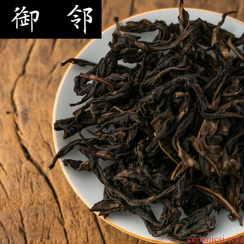 Cn over Taiwan too superior roasting finger citron tea as cans of wuyi rock tea, oolong tea dahongpao bulk packing gift box