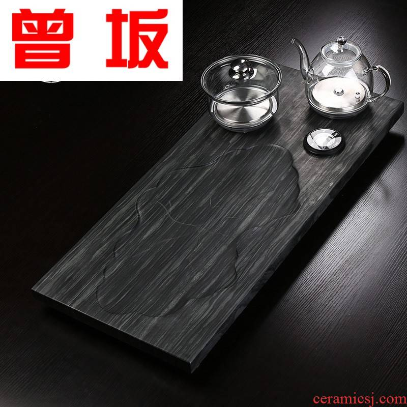 Once sitting sharply stone tea tray was modern large contracted household dry tea tray was kung fu tea tea mercifully