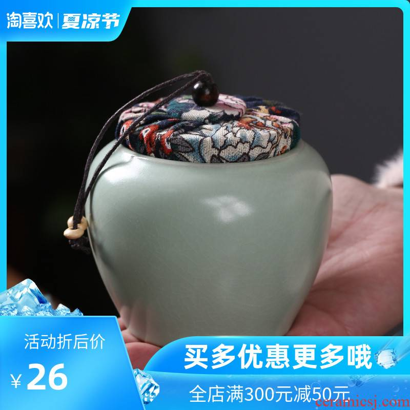 Chang your up crown caddy fixings household creative fashion slicing can raise deposit receives gift box sealed as cans small ceramic pot