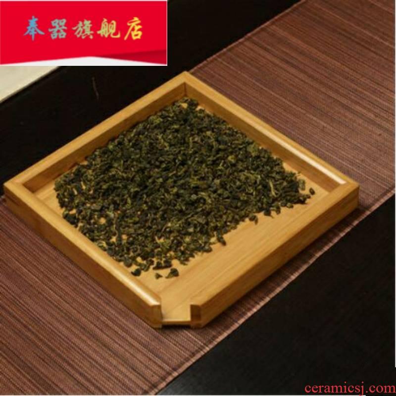 To admire the bamboo tea tray puer tea cake tea device To serve black tea tea tray was divide pry tray tea tea tea tray accessories