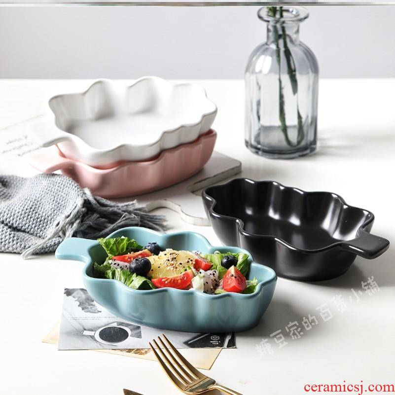 Bake bowls props hand handle. Single with tao tree photos bowls bowl of fruit children Christmas ceramic salad for breakfast