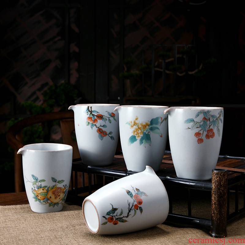 Xu ink your up which archaize ceramic fair keller kung fu tea set points accessories domestic tea tea ware) combination