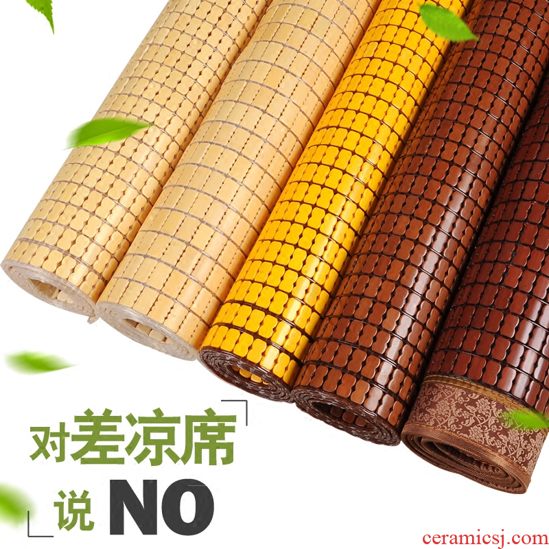 The Log tea table dark tea mat mat bamboo curtain bamboo tea zen tea mat bamboo tea tray mat mat banner of eat mat desk/