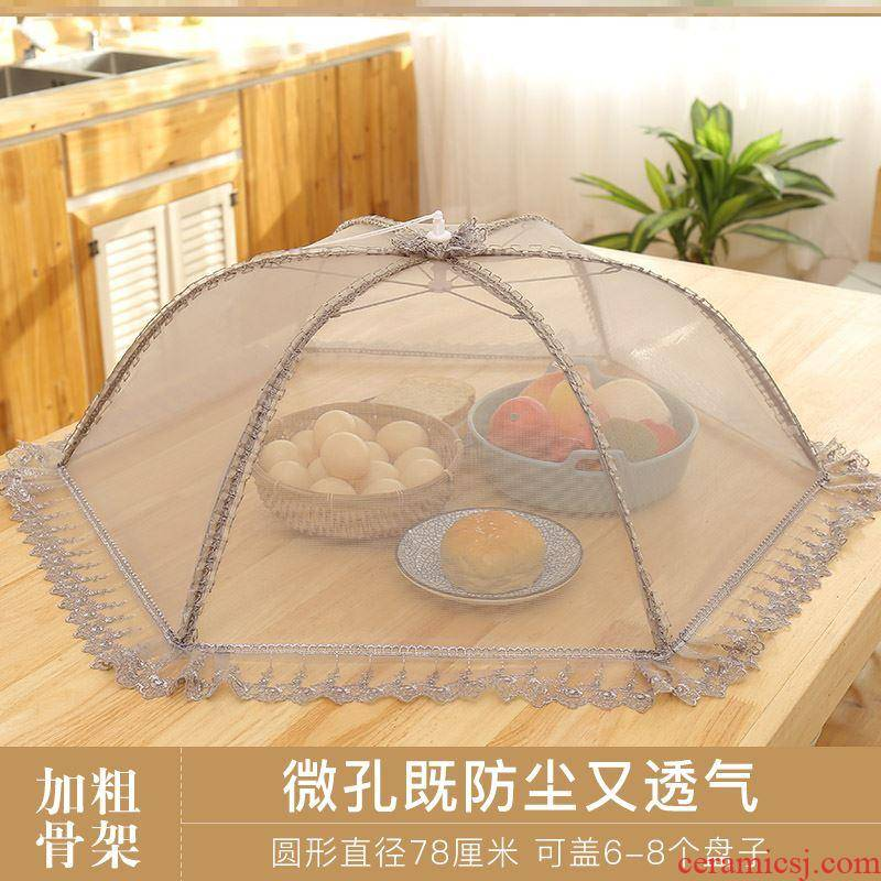 Camellia table dish rectangular table cover cover cover umbrella lace rice dish food cover household table cover the big yards leaf mustard
