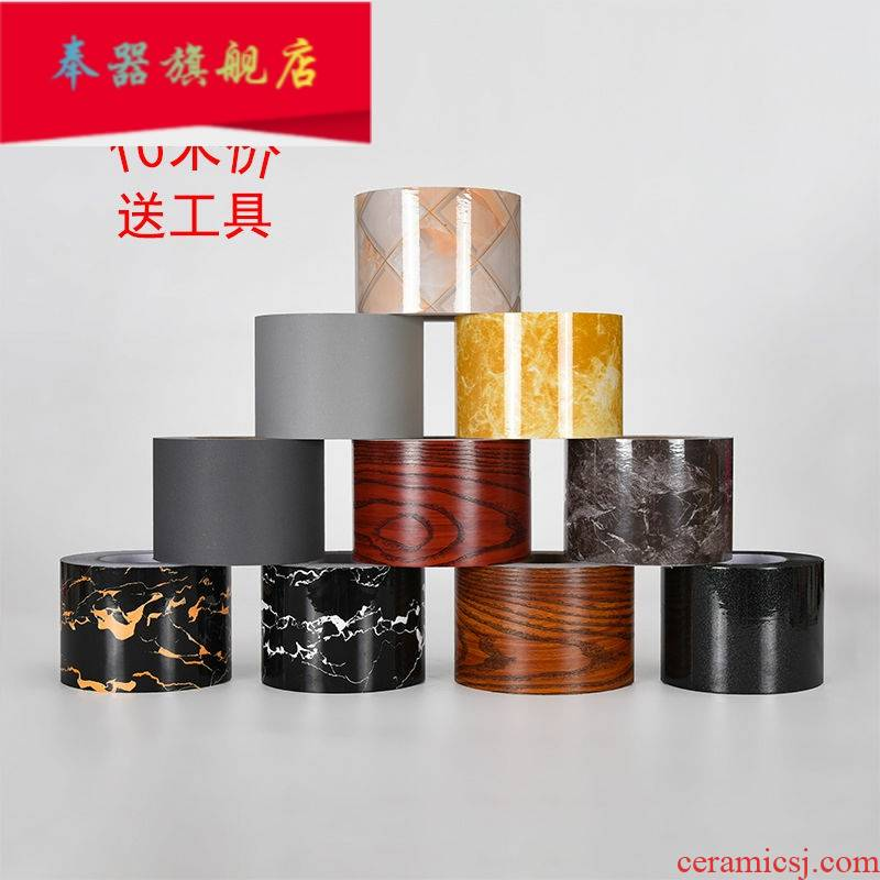 To stick floor tile ceramic tile adhesive play crural line wall composite waterproof waveguide line anchor line corner line decoration waist line stickers