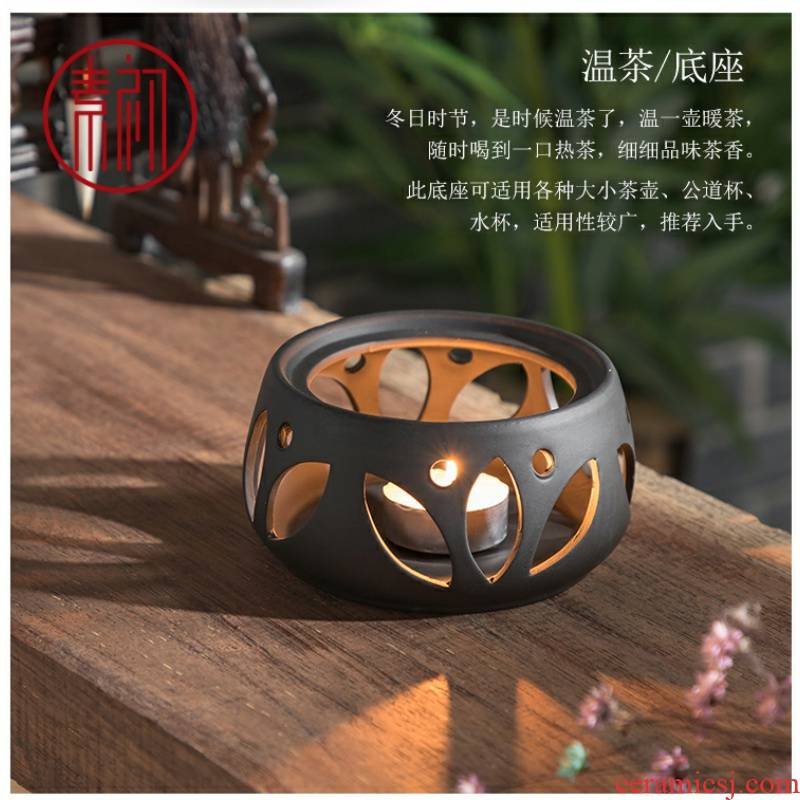 Element at the beginning of the based heating furnace temperature tea is tea boiled tea stove alcohol alcohol lamp tea tea stove temperature pot heating