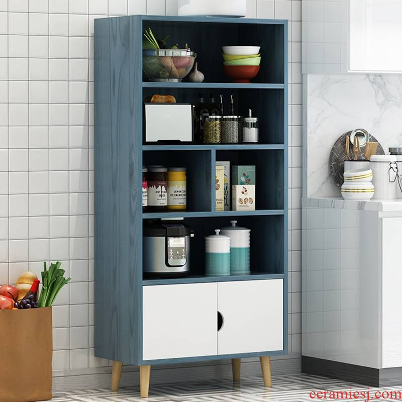 Eat edge ark, is I and contracted kitchen cupboard locker with sitting room ark side feel to receive a plate shelf tea tank
