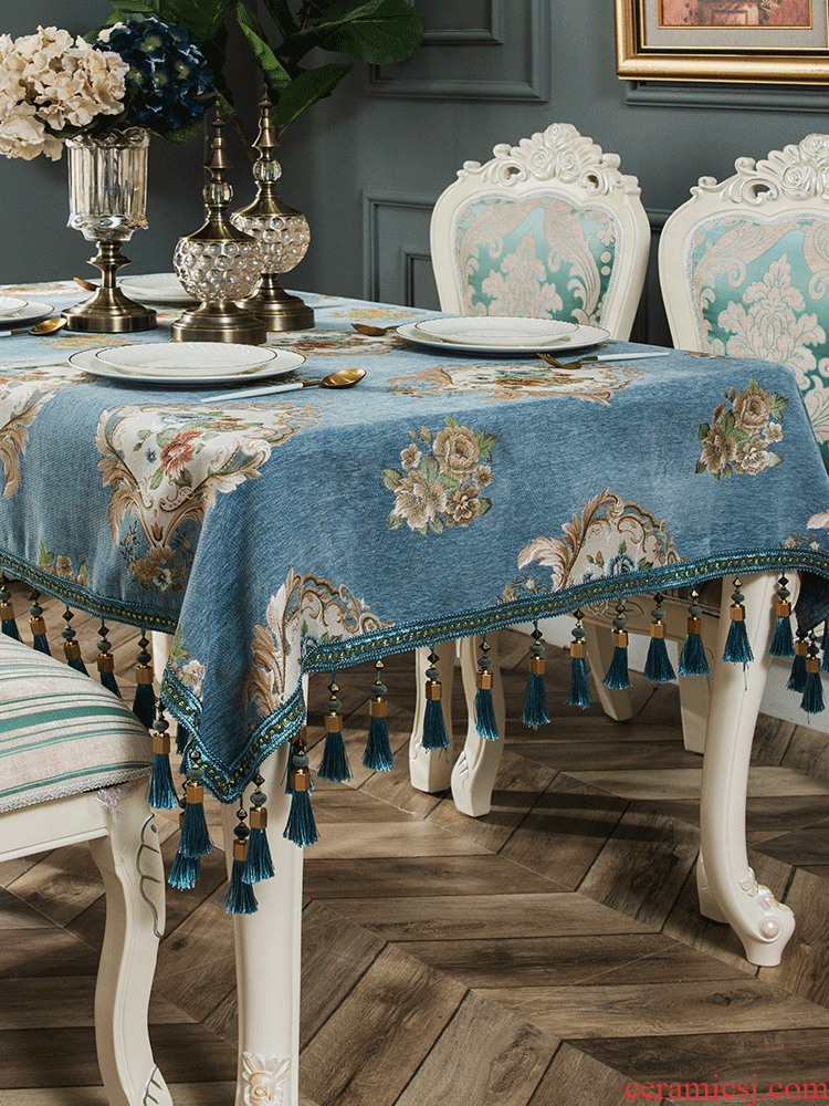 Tea table cloth tablecloth value emperor European restaurants square table cloth art rectangular square table cloth oval antependium Australia