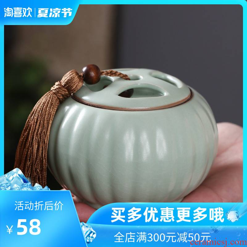 Chang ceramic crown caddy fixings boutique creative on your up small sealed tin with tea store content box