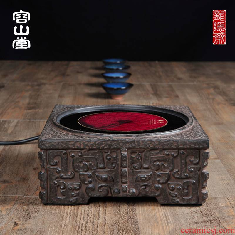 Vatican RongLong implicit lent electric TaoLu tea stove household.mute high - power electric TaoLu the induction cooker