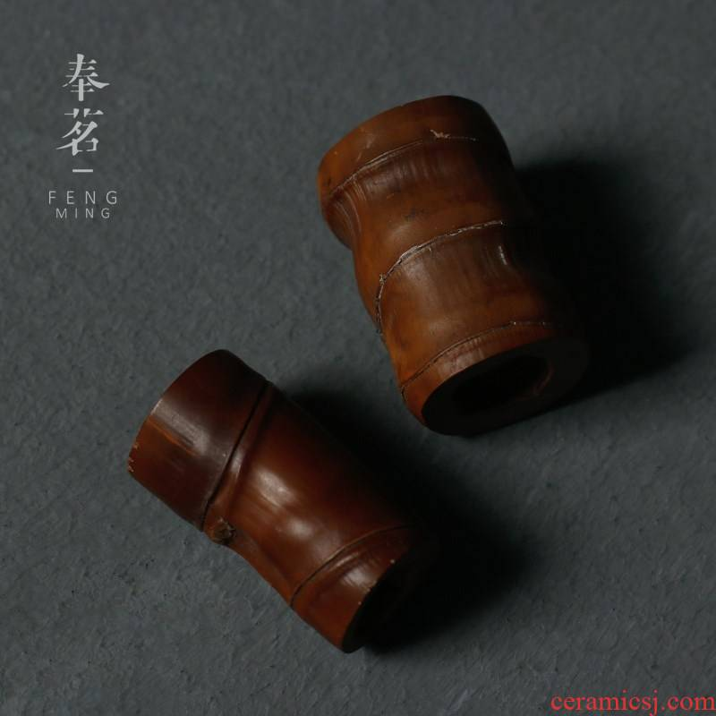 Natural bamboo tea frame cover buy checking tea accessories small place it cover frame creative kung fu tea set