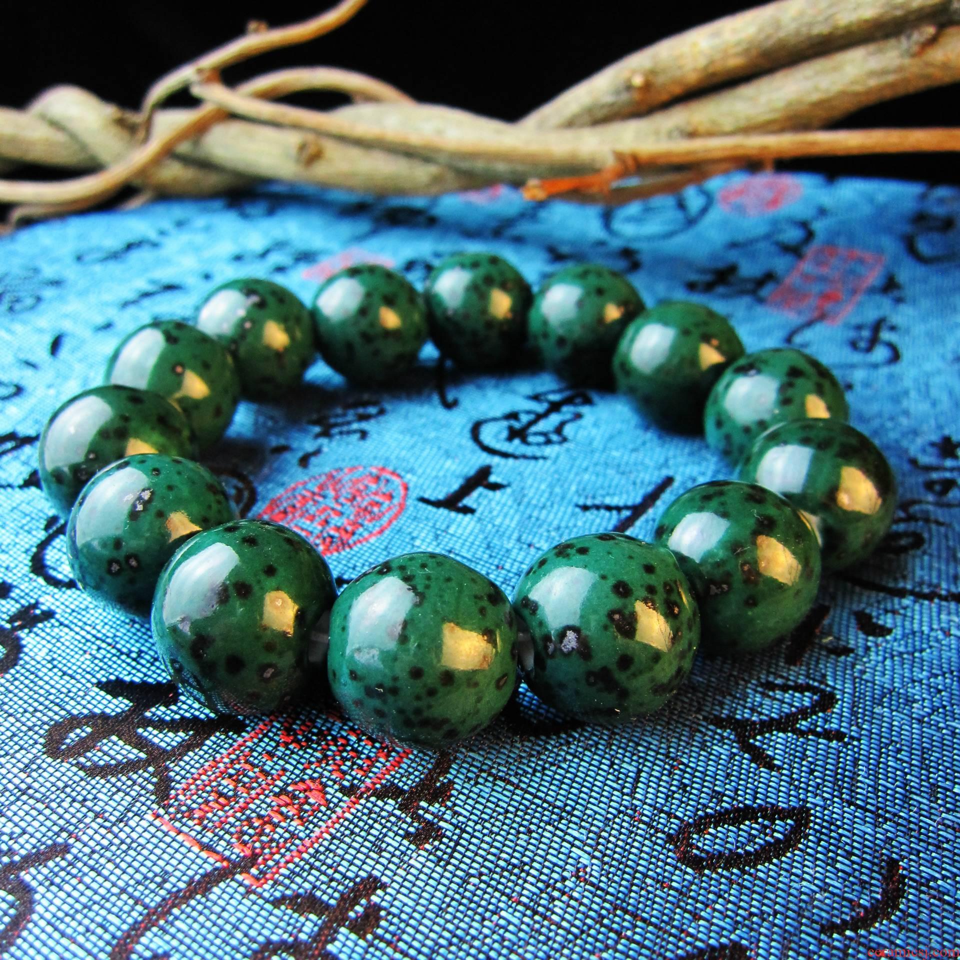 2020 man bracelet retro swagger delicate store gift ceramic beads
