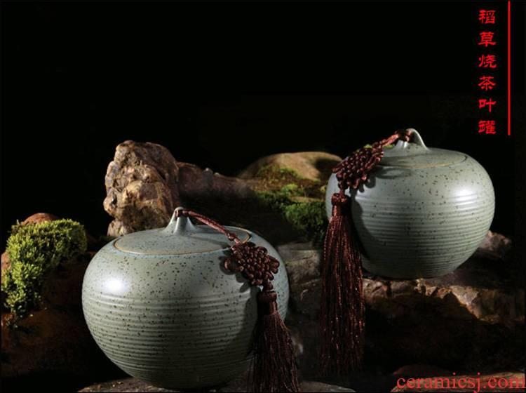 Shadow enjoy ceramic tea pot store receives gift, green tea, black tea pu - erh tea pot JSBT tank storage tanks