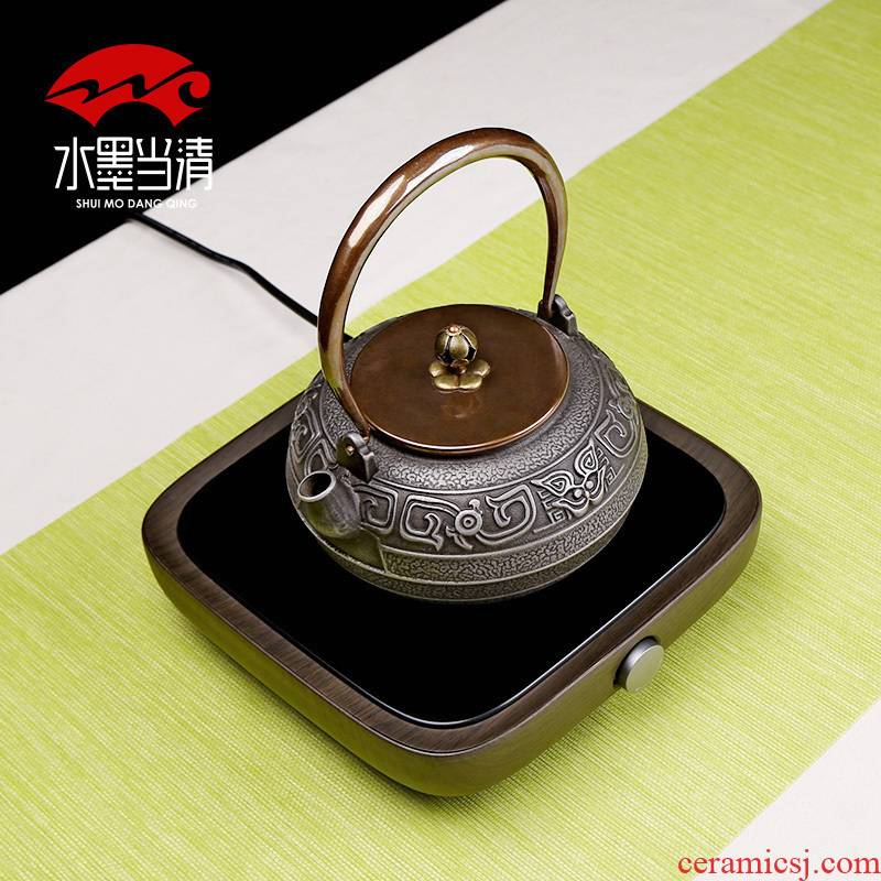 Tea accessories Tea stove electric TaoLu mini smart Tea the small iron pot of Tea, the electric Tea stove furnace office