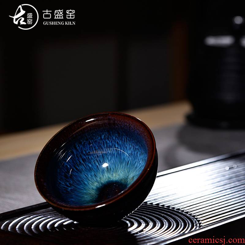 Ancient shing new up up 7 see colour lamp that we get to build light ceramic kung fu masters cup hat sample tea cup small bowl
