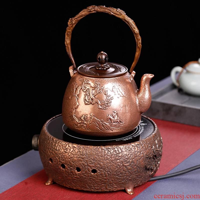 I cooked this teapot tea stove electric TaoLu tea kettle tea special electric household small automatic