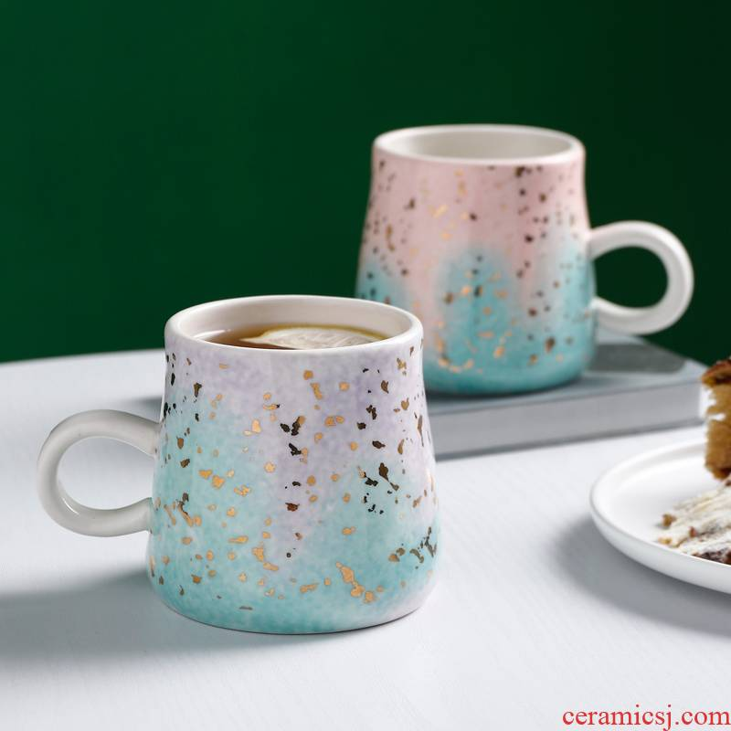 The Empty unreal playmates toys creative move of ceramic mugs tide lovers cup home coffee cup men 's and' s cup