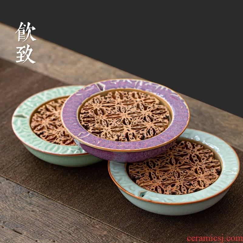 Ultimately responds to up pot bearing work units pad dry terms ceramic disc restores ancient ways tea pot creative a pot of tea, small tea bearing