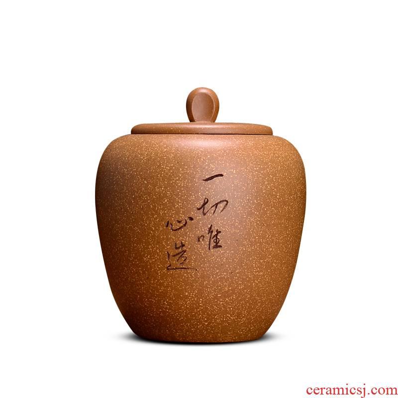 Shadow enjoy sand yixing purple sand tea pot segment adjustable manually pu - erh tea pot of tea urn storage sealed up POTS HZ