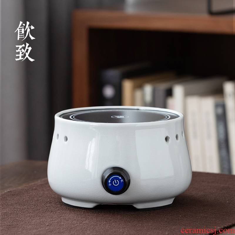 Ultimately responds to.mute smart TaoLu device mini small tea stove to boil tea kettle iron POTS, glass tea POTS accessories
